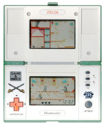 Game and Watch Zelda